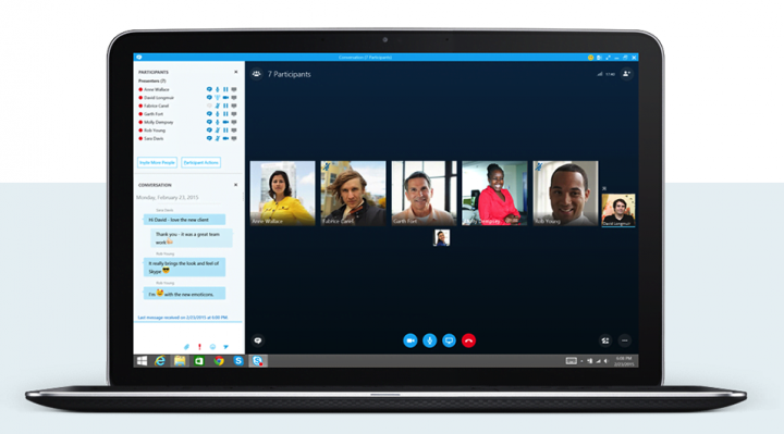 Skype interface, small business video conferencing solutions, video conferencing solution, video conferencing solutions, video conferencing service