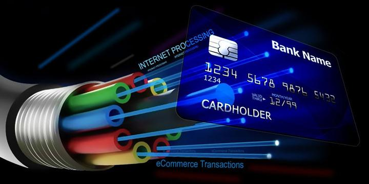 internet credit card processing services